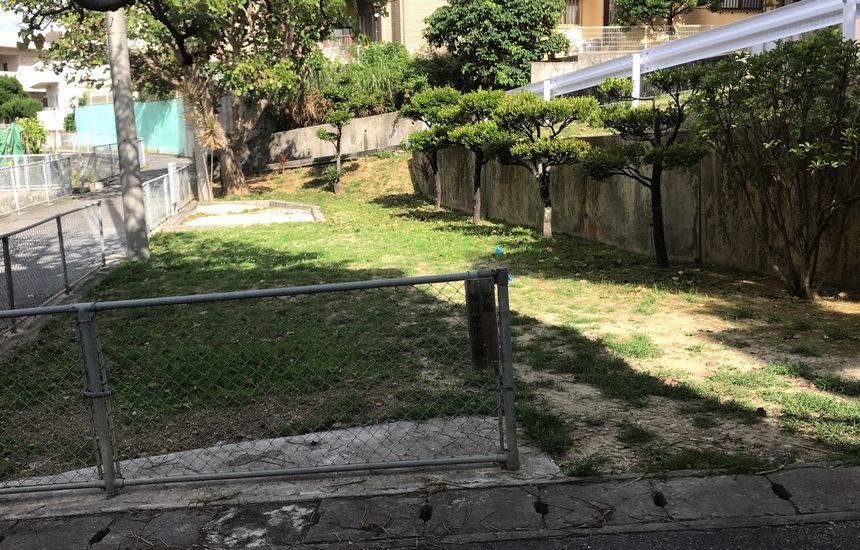 沢岻端川原東公園